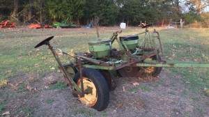Donate farm equipment